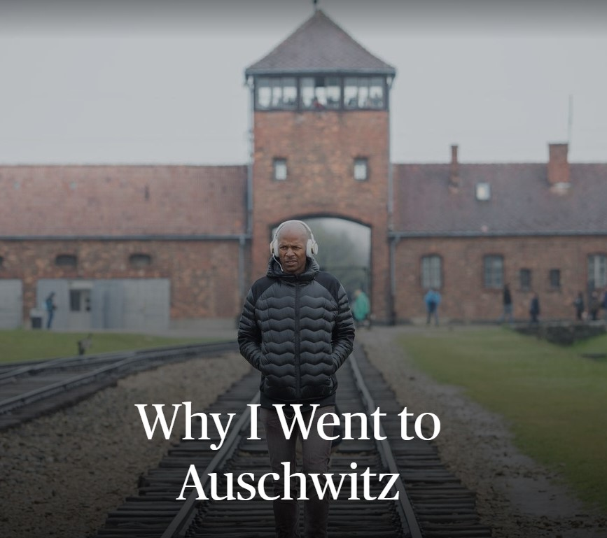 למה ביקרתי באושוויץ / ריי אלן (תירגם סמיילי)