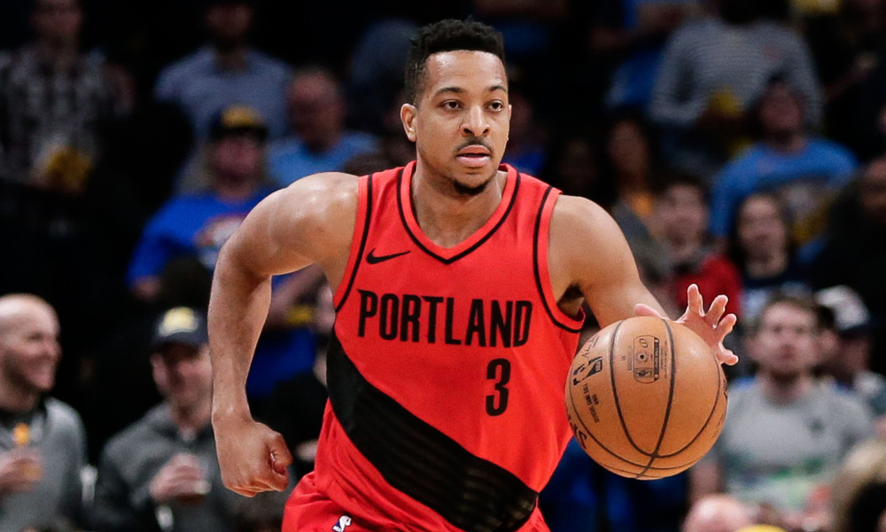 CJ McCollum is for real /ראובן בראל