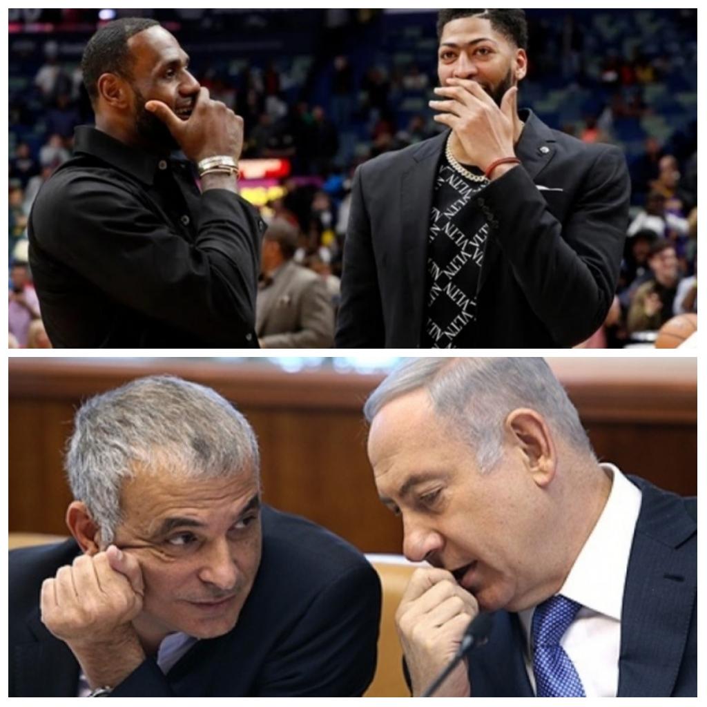 אילו הכדורסלנים היו פוליטיקאים בישראל – פוסט הומוריסטי / שחר צ'קוטאי