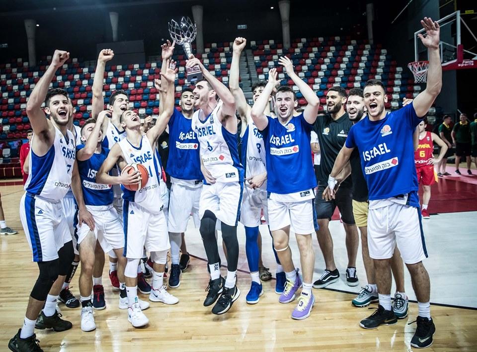 אליפות אירופה בישראל! הכירו את הנבחרת – חלק א' / עידו יצחקי