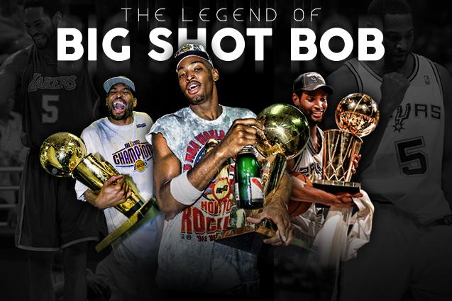 """שחקנים שאסור לשכוח – רוברט """"Big Shot Bob"""" הורי, האיש בעל שבע הטבעות / Smiley"""