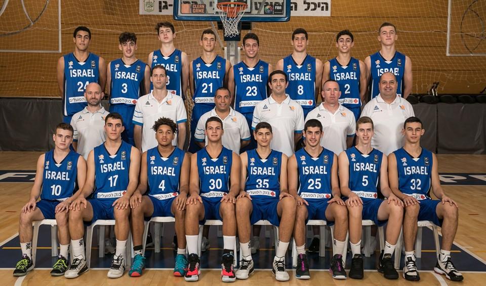 נבחרת הקדטים רוצה להמשיך את הקיץ החלומי של איגוד הכדורסל / עידו יצחקי