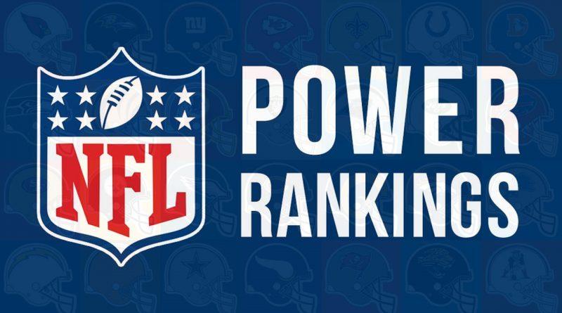 דרוג העוצמה ב-NFL – מהדורת מחצית העונה / פריים-טיים זק