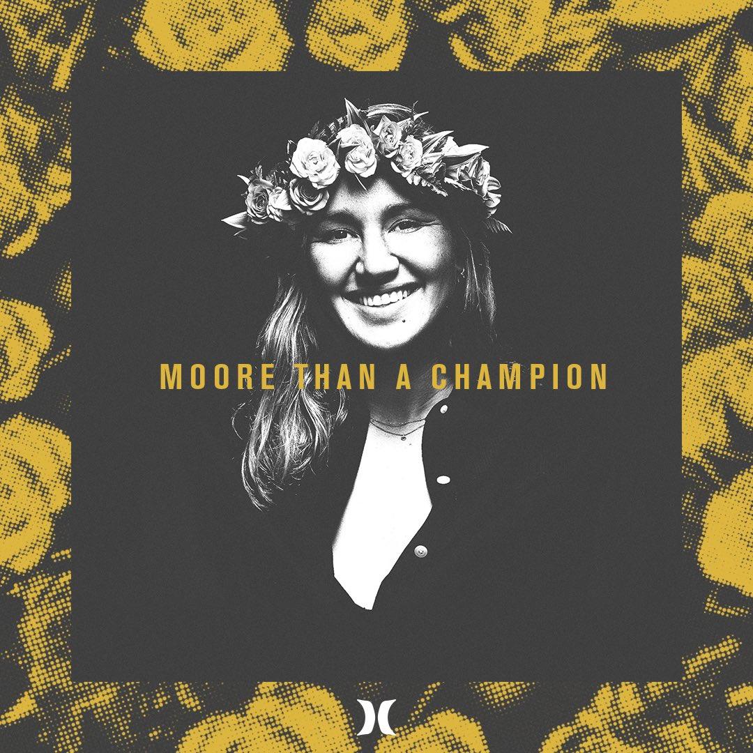 קריסה מור זוכה באליפות WSL רביעית בקריירה – Smiley