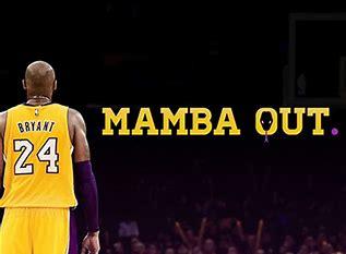 Mamba Out – מס' 2 לנצח