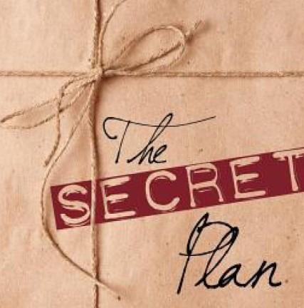 התוכנית הסודית / יומן הספרס מרץ 2020