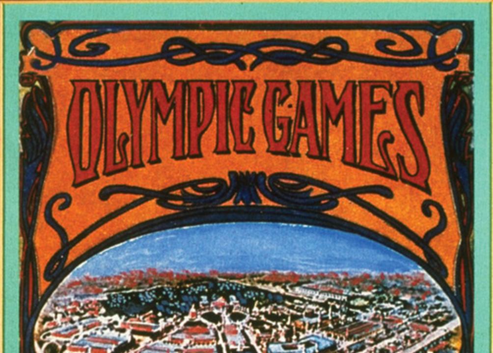 האירוע האולימפי הביזארי בהיסטוריה / Ljos