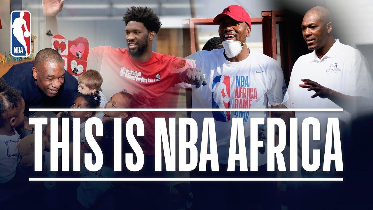 עבור שחקנים אפריקאים, מרדף אחר חלומות הכדורסל הוא רעיון מסוכן – ל. ג'ון ורטהיים, אוריאנה זיל דה גרנאדוס ואמילי גורדון / תרגום Smiley