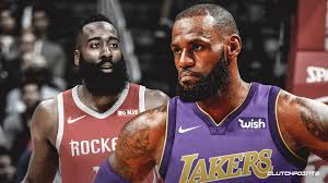 Lakers news: LeBron James on LA's inability to contain James Harden