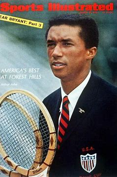 Image result for arthur ashe tennis