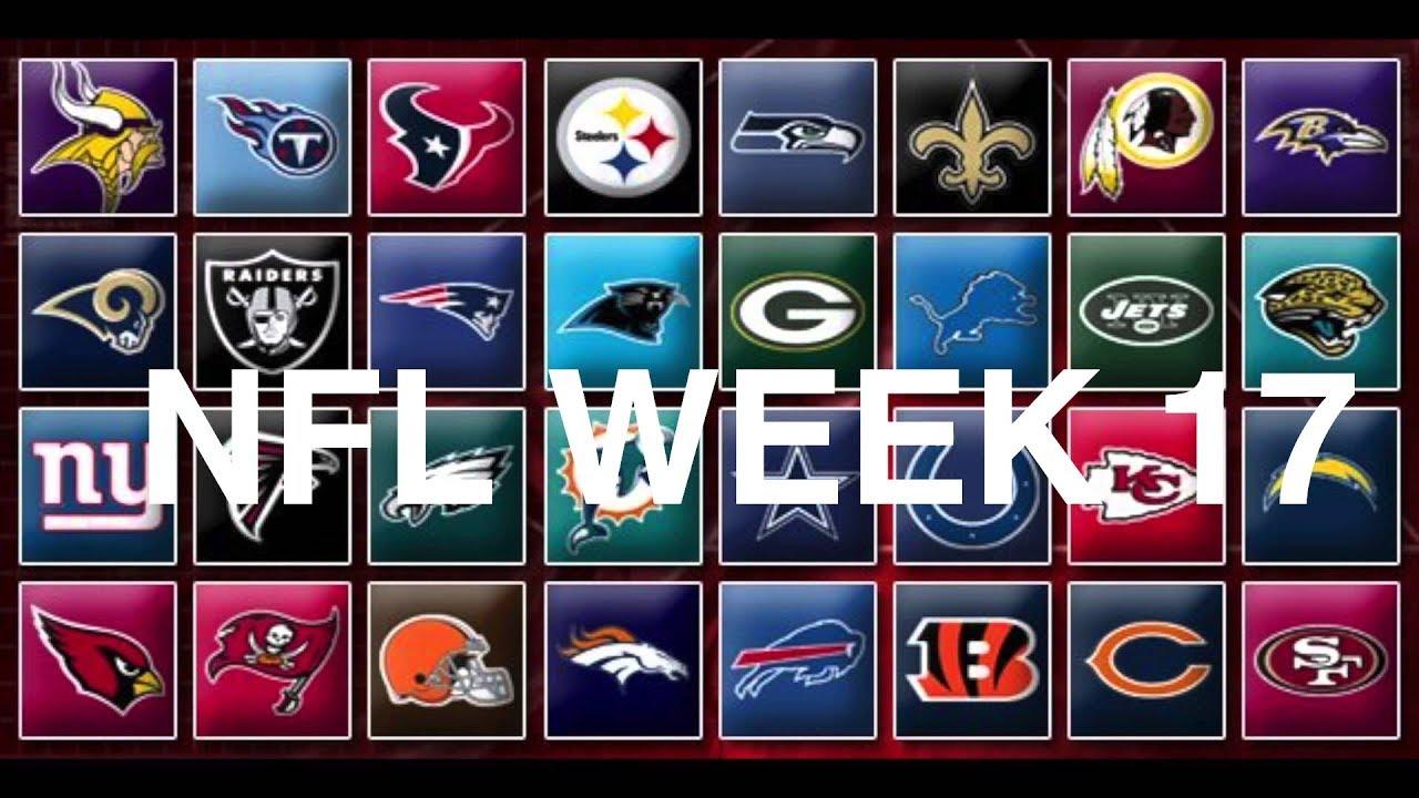 סוף ההתחלה – לקראת שבוע 17 ב-NFL