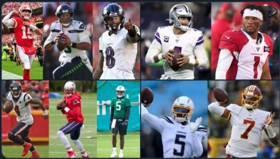 היד החזקה : מצב הקוורטרבקים ב-NFL / פריים-טיים זק