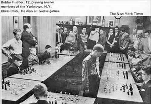 אפולו 11 – אלוף העולם בשחמט בובי פישר – חלק א' – ילדותו/שחר אלוני
