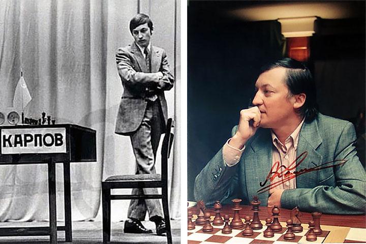 הקרחון הנחוש – אלוף העולם בשחמט אנטולי קרפוב/שחר אלוני